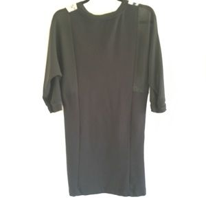 Zara Dresses - Zara W&B Collection Floral Sheer Front S 28